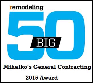 Big 50 Mihalko's Logo
