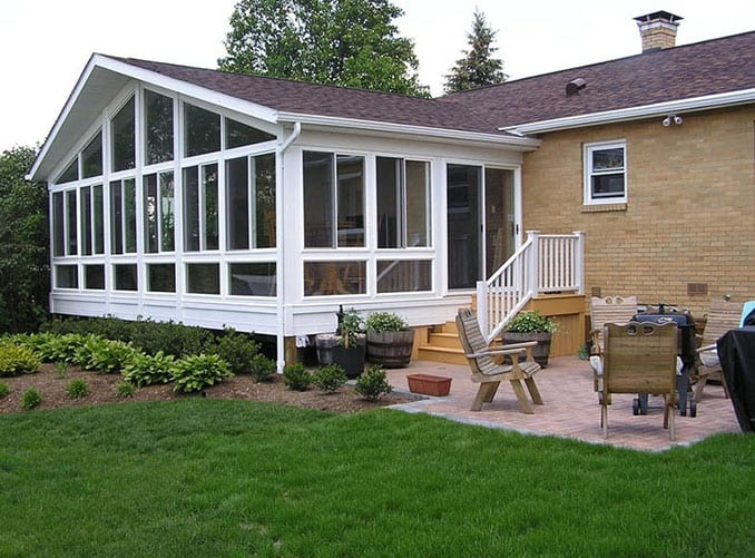 Sunrooms and Decks Gallery